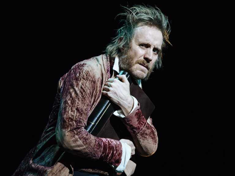 A Christmas Carol Review Rhys Ifans Makes A Fabulous Scrooge Radio Times