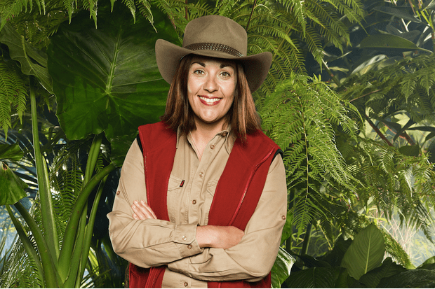 Kez Dugdale on I'm a Celebrity 2017
