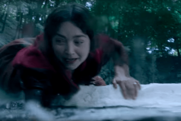 Victoria Christmas Special.Victoria Christmas Special Trailer Starring Jenna Coleman