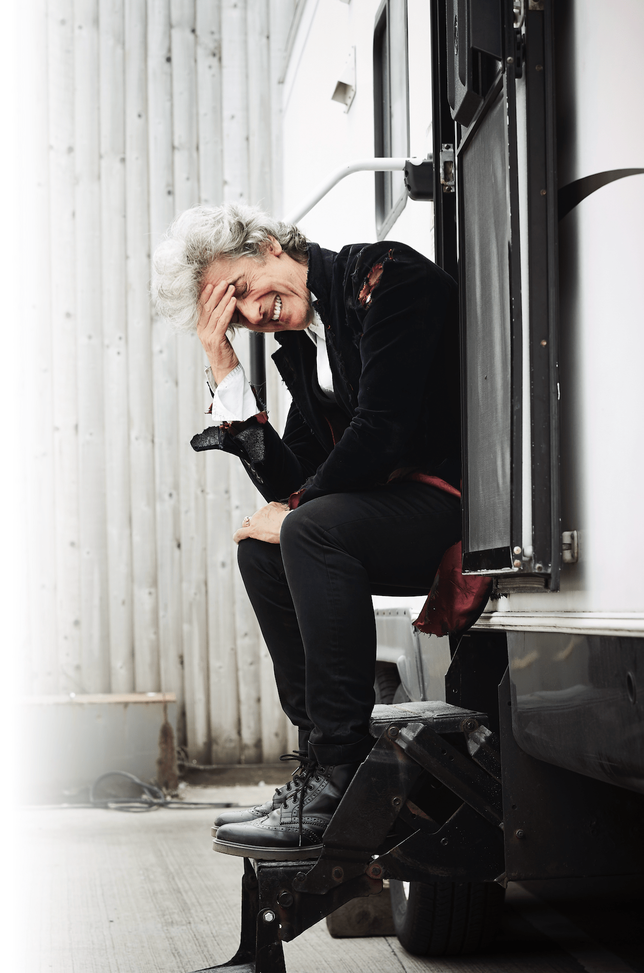Peter Capaldi (RT Shoot,mh)