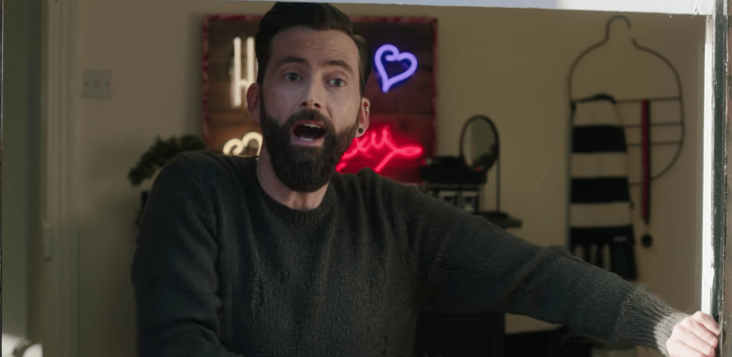 David Tennant in You, Me and Him