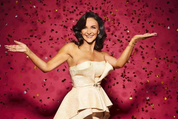 Shirley Ballas, RT shoot, BD