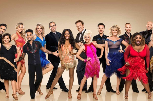 Strictly all the dancers 2017, BBC publicity, BD