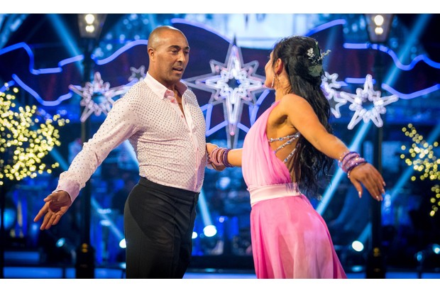 Strictly Come Dancing Christmas Special 2017 - Colin Jackson