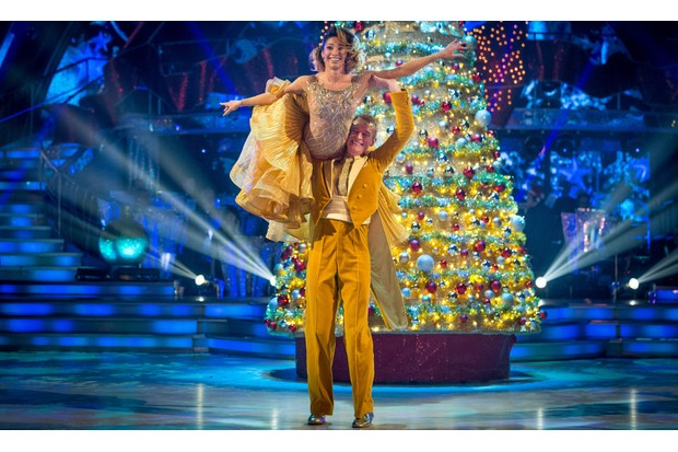 Strictly Come Dancing Christmas Special 2017 - Jeremy Vine