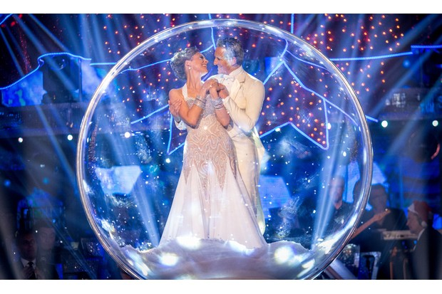 Strictly Come Dancing Christmas Special 2017 - Katie Derham