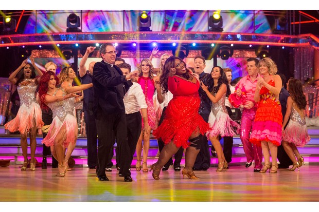 Strictly Come Dancing Grand Final 2017