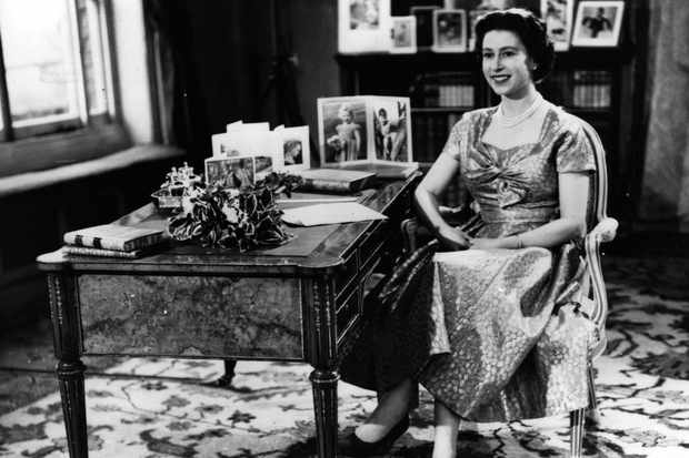 The Crown: The Queen's Christmas speech 1957