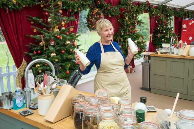 Val Stones Bake Off (Channel 4, EH)