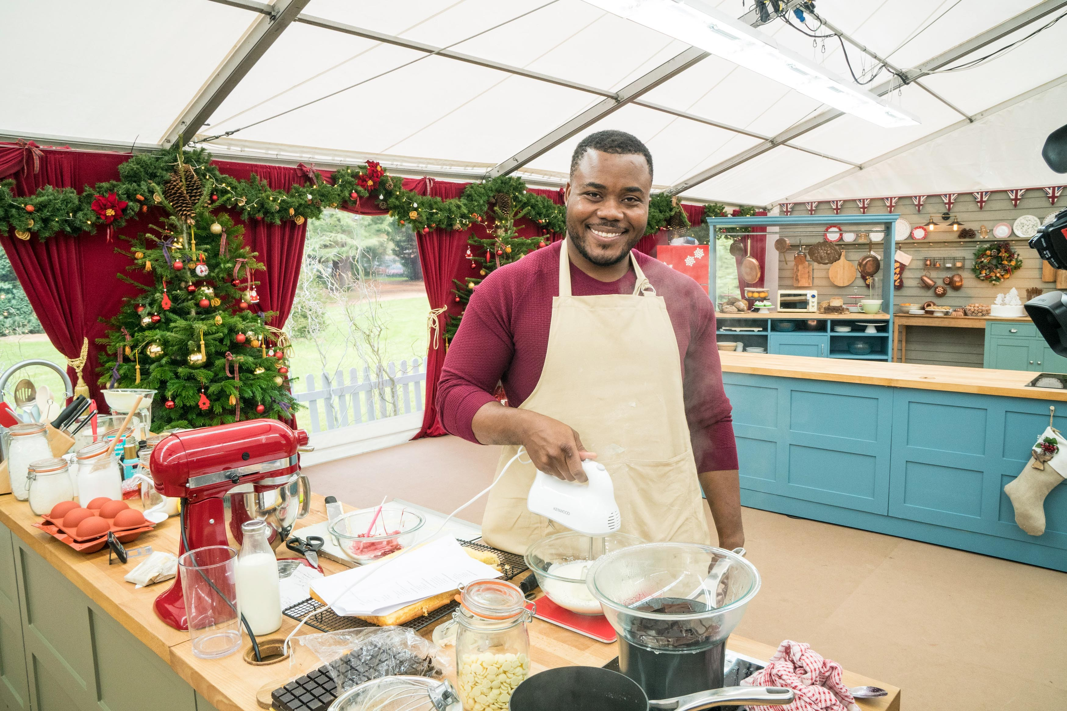 Selasi Bake Off (Channel 4, EH)