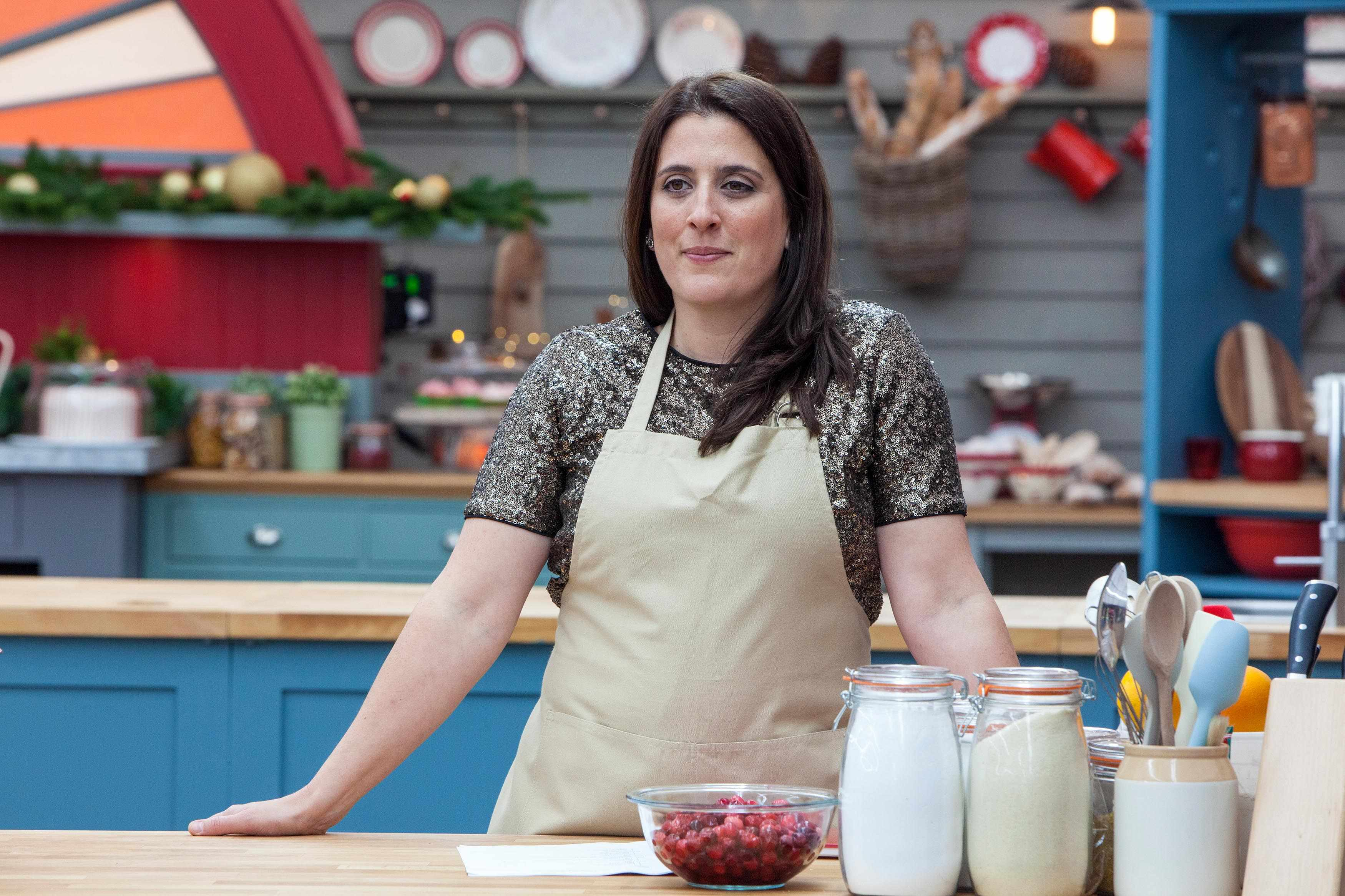 Beca Lyne-Pirkis Bake Off (Channel 4, EH)
