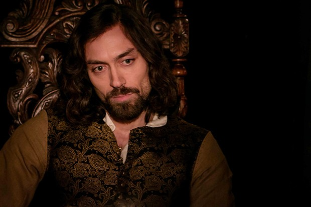 The Miniaturist – Alex Hassell as Johannes Brandt