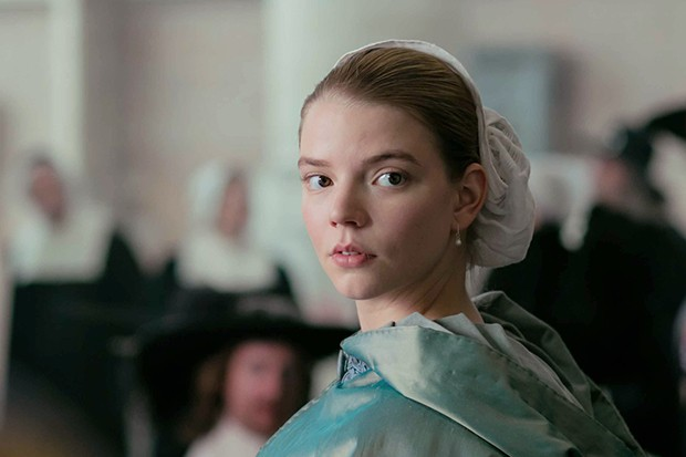The Miniaturist – Anya Taylor-Joy as Nella Oortman