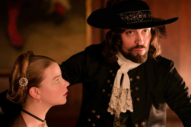 The Miniaturist - Nella and Johannes