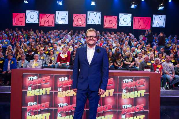 Alan Carr, The Price Is Right (Channel 4, EH)