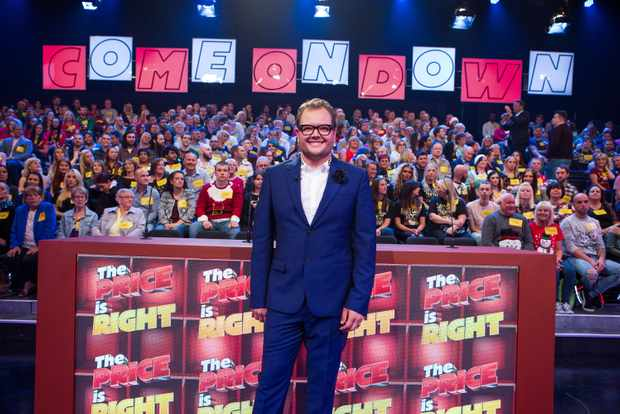 Alan Carr, The Price Is Right