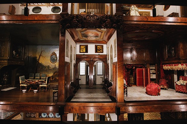 The dollhouse at the Rijksmuseum