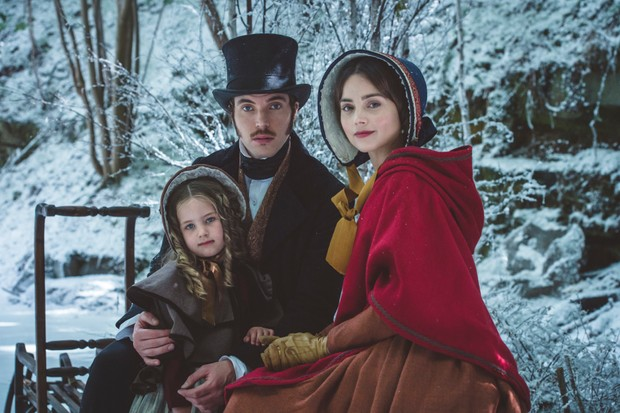 victoria itvpictures mh - Where Was White Christmas Filmed