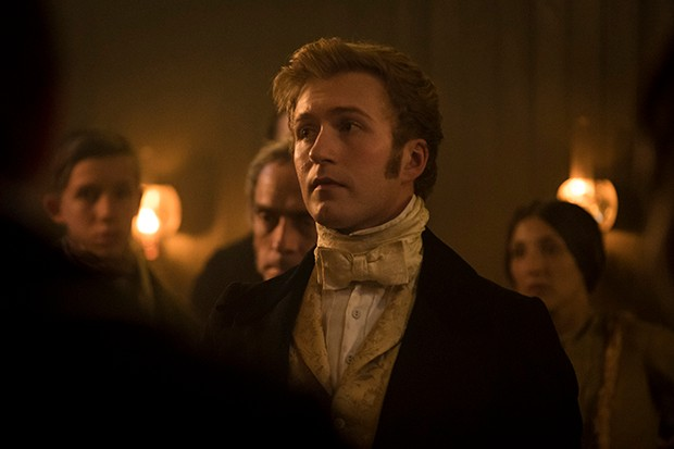 Victoria – Jordan Waller as Lord Alfred Paget