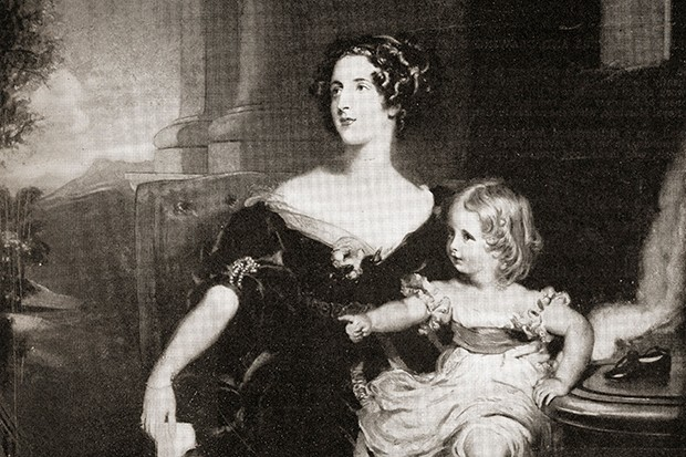 The real Harriet, Duchess of Sutherland