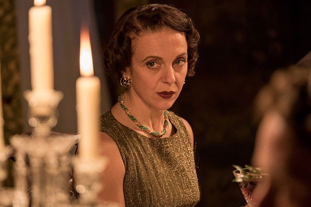 Amanda Abbington in Crooked House, Channel 5, SL