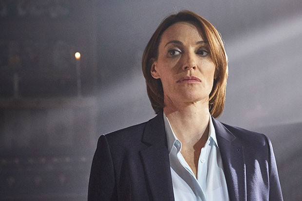 Sarah Parish in Bancroft, ITV Pictures, SL