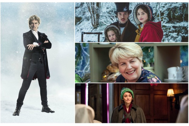doctor who victoria christmas bake off and call the midwife the best christmas - Best Christmas Shows