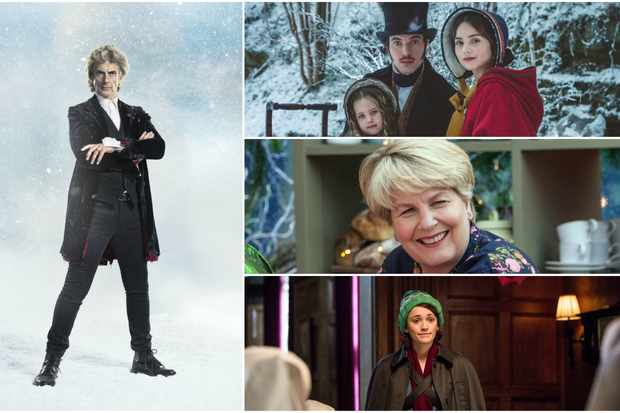 Vote For The Best Christmas Day 2017 Tv Show Below