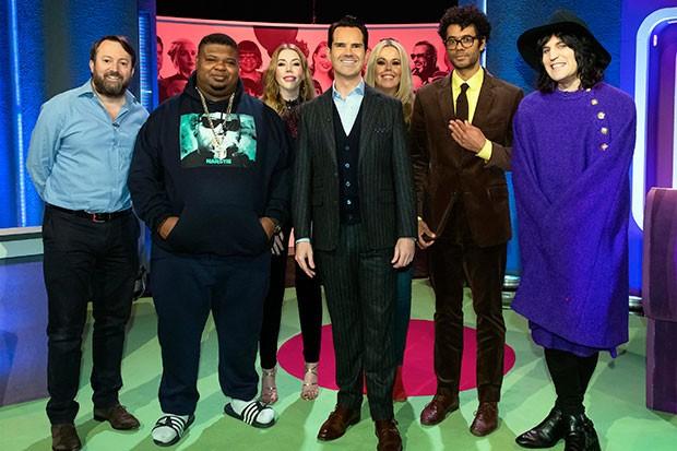 Big Fat Quiz of the Year, Channel 4 Press, SL