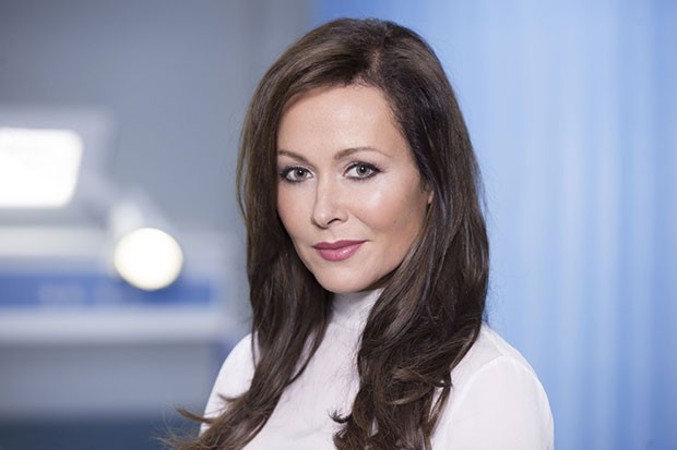 Connie Beauchamp in Casualty, BBC Pictures, SL