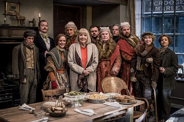 What are YOUR favourite shows of 2017? Poldark, Peaky Blinders win big - Radio Times - 6