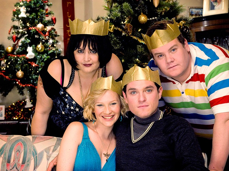 ITV rejected Gavin and Stacey because it was set in Wales