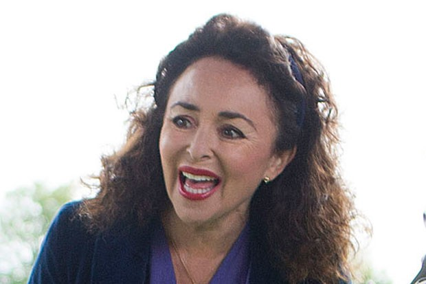 Samantha Spiro in Grandpa's Great Escape, BBC Pictures, SL
