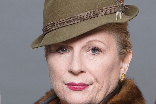 Jennifer Saunders in Grandpa's Great Escape, BBC Pictures, SL
