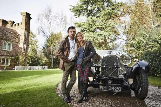 The Grand Tour Season 2 Crash Richard Hammond And His Wife Re Live