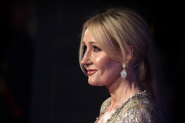 JK Rowling, Getty, SL