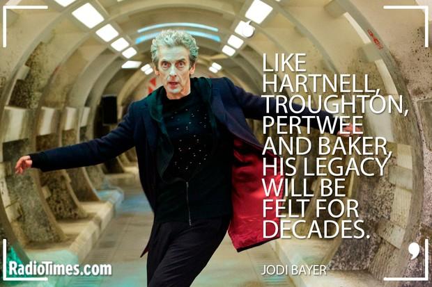 Peter Capaldi Tributes - Jodi Bayer