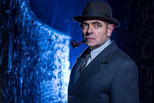 Rowan Atkinson in Maigret, ITV Pictures, SL