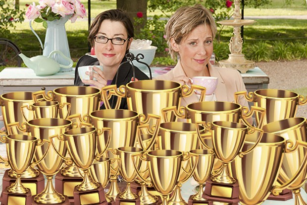 The Great British Bake Off, BBC Pictures, SL