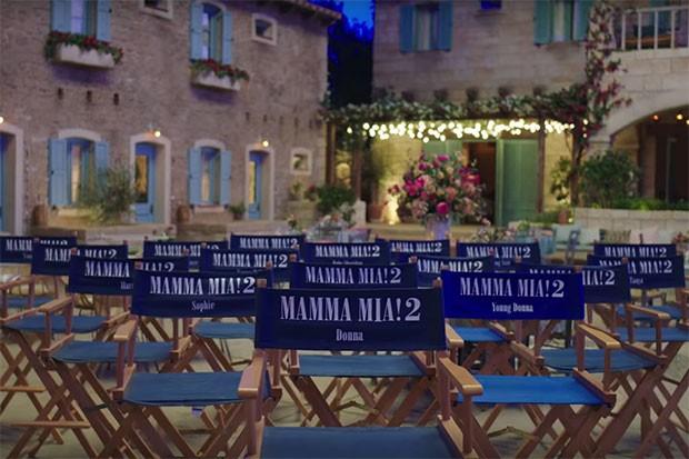 Mamma Mia 2, Universal Pictures, SL