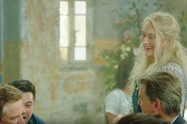 Mamma Mia!, Universal Pictures, SL