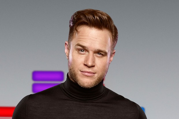 Olly Murs The Voice UK 2018 coach