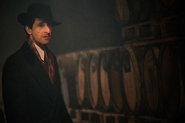 Adrien Brody in Peaky Blinders, BBC Pictures, SL