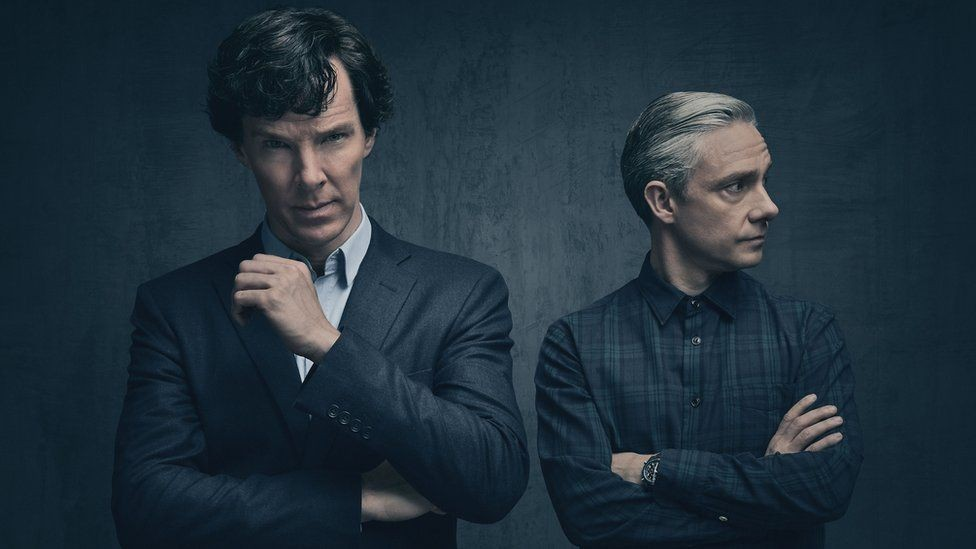 "Martin Freeman on a Sherlock return: ""It would have to be really, really special"""