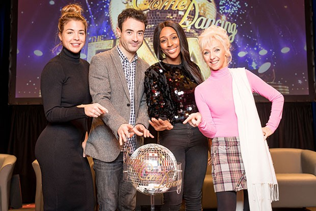 Strictly final, BBC Pictures, SL