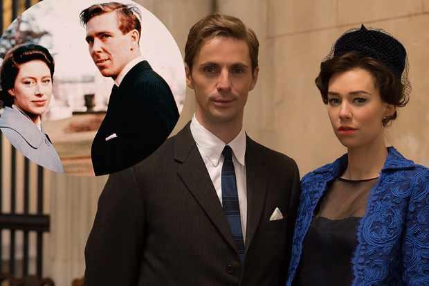 Princess Margaret Wedding.The Crown Season 2 What Was Antony Armstrong Jones Like In Real
