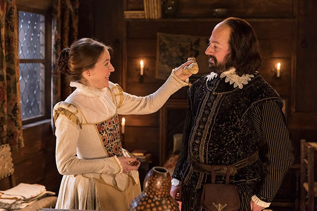 Upstart Crow, BBC Pictures, SL