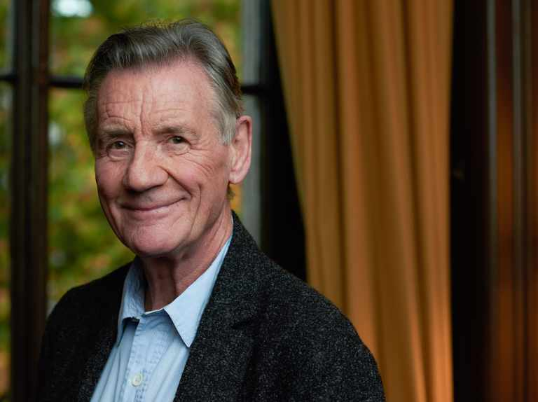 Michael Palin to receive Special Recognition Award at NTAs