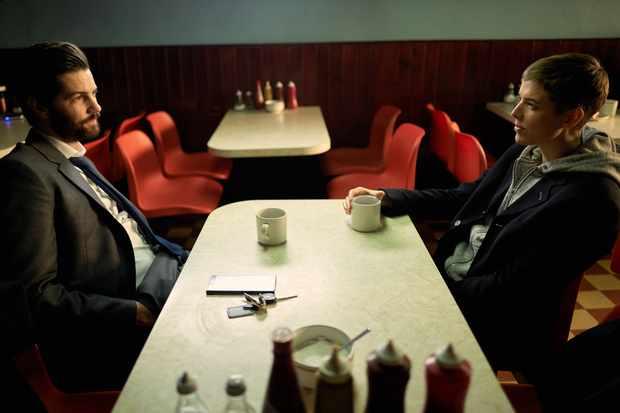 Was BBC1's Hard Sun with Agyness Deyn and Jim Sturgess too violent