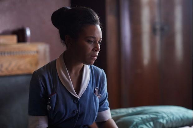 Leonie Elliott in Call the Midwife